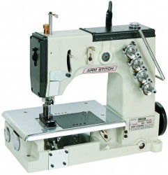 Double needle Bag Sewing Machine