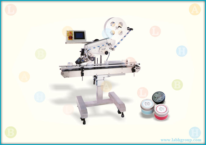 Self Adhesive Labelling Equipment for Top Label