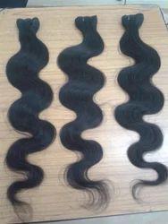Grade AAAAA Mongolian Wavy Hair Weft