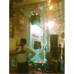 Trade Show Display Boards Fixed Truss