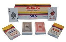 555 state express playing card