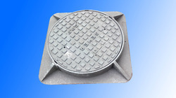 Medium Duty CI Manhole Cover