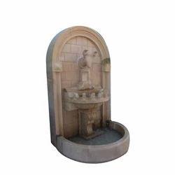 Decorative Sandstone Fountain