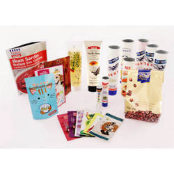 Flexible Packaging Pouches & Roll Forms