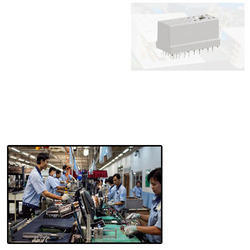 power connector female for electronic industry