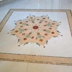 Square Marble Floorings
