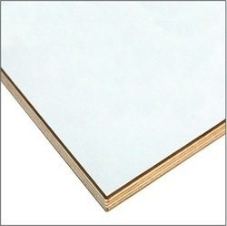 Zooper Frosty White Sf Pre Laminated Plywood