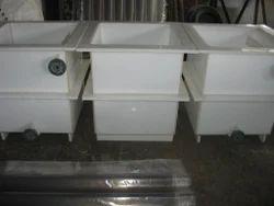 PVDF Process Tanks