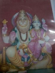 Narshing God Statue