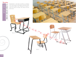Study Desks - Edu02, Edy, DX 03