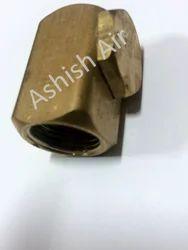 B Type Brass Nozzle