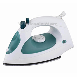 Steam Iron with Stock Proof Code