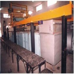 Conversed Powder Coating Plant