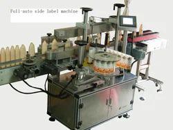 Horizontal Bottle Labeling Machine