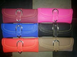 Ladies Colorful Wallets