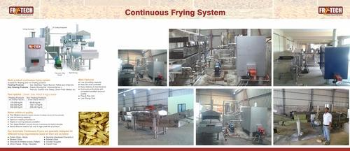 Continuous Frying System