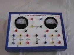 LCR+Resonance+Apparatus