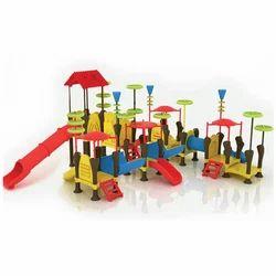 Kids Indoor Play Equipments Series