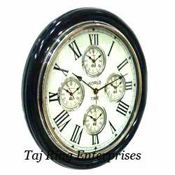 Nautical World Clock