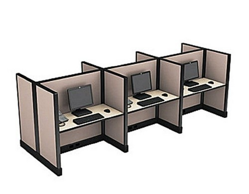 Exceptional Computer Lab Furniture   Modular Workstation Large Table Manufacturer From  Nagpur Images