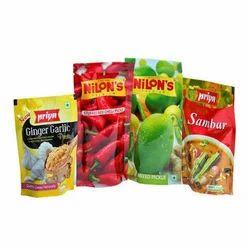 Pickles Packaging Material