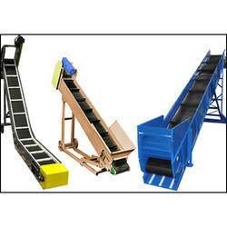 Centre Cleated Belt Conveyors