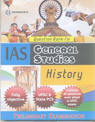 IAS Question Bank For General Studies History