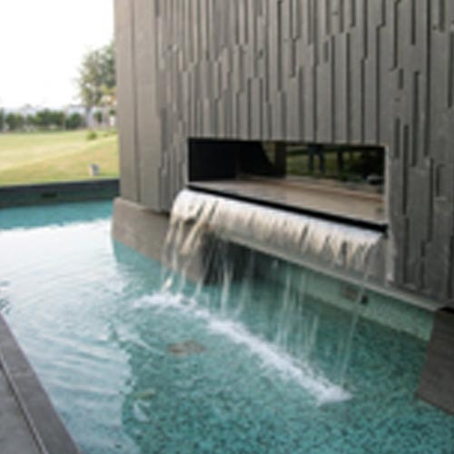 Waterfall And Features Architectural Waterfalls