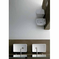 F Concept Bidet Wall Mounted