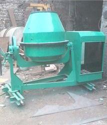 Concrete Mixer Machine Hire Basis