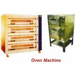Electric Oven Machine