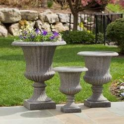 FRP Garden Planters for Gardens/ Lobby/ Balcony