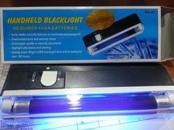 uv torch bulb black light blue