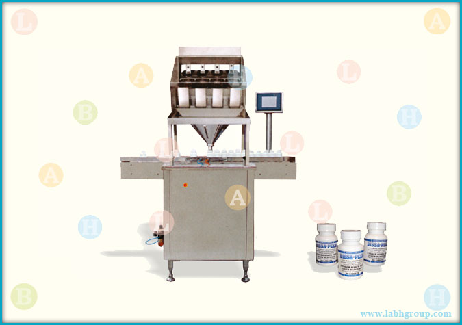 Automatic Bottle Filling Equipment with Weigh Filler