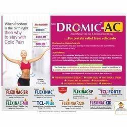 Aceclofenac 100 Mg & Drotaverine 80 Mg