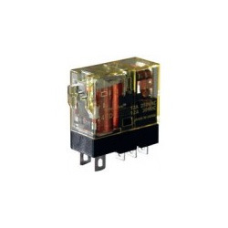 RH2L Series Latch Relay