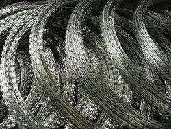 Concertina Circle Blade Wire