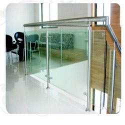 Glass Design Railing