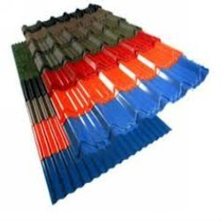 Color Coated Metal Profile Sheets