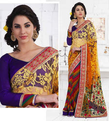 Stylish Designer Indian Sarees