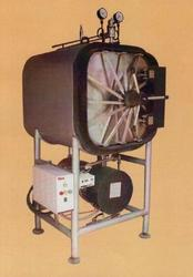 Rectangular Horizontal Sterilizer