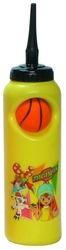 Semi Soft Plastic Water Bottle with Long Spout