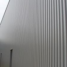 metal wall cladding