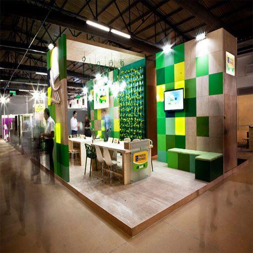 D Exhibition Stand Designer Jobs In Dubai : Exhibition stand designing in india