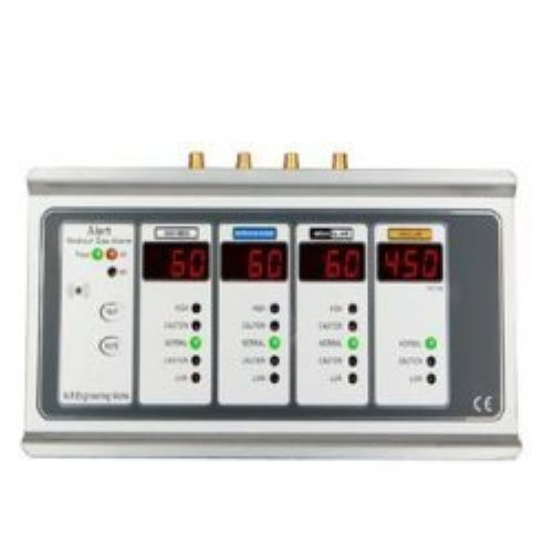Digital Gas Alarm Systems