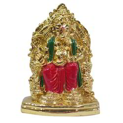 Gold Plating Ganesha