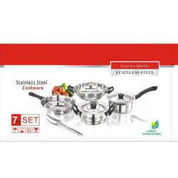 7PC Induction Based Cookware Set