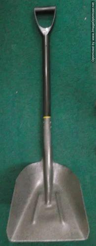 Grain Shovel with Plastic Handle