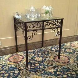 Decorative Service Table