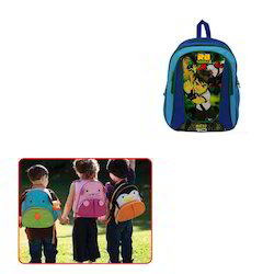 Cartoon Printed Bags for Play School